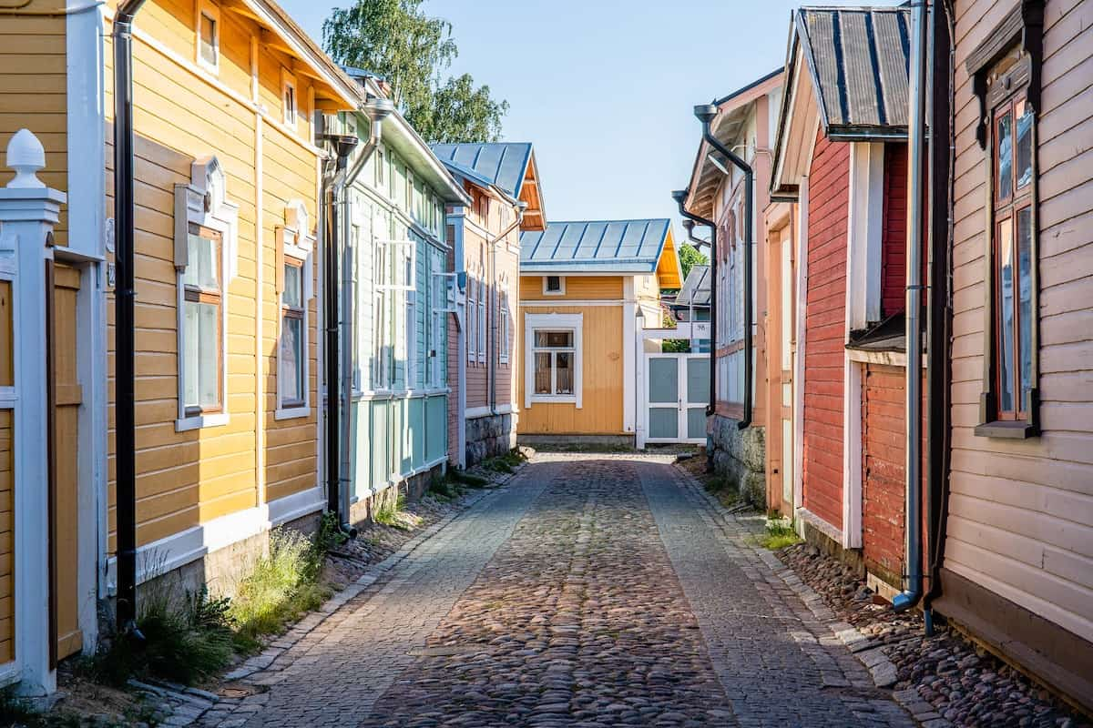 Places to visit in Finland, Rauma.