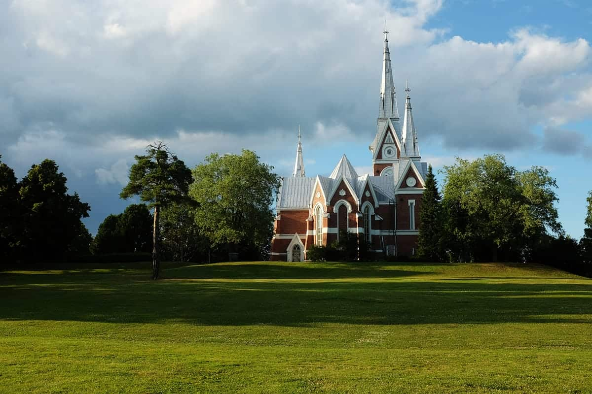 Joensuu Church, a place to visit in Finland