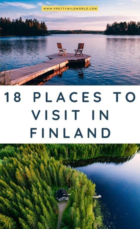 Places to visit in Finland | Looking to travel to the Nordics soon for its culture, Northern Lights, food, nature, and landscape? Visit during summer or winter! Read this post now. #finland #finlandtravel #finlandculture #finlandbucketlist #europe #traveldestinations #traveltips #bucketlisttravel #travelideas #travelguide #amazingdestinations #traveltheworld