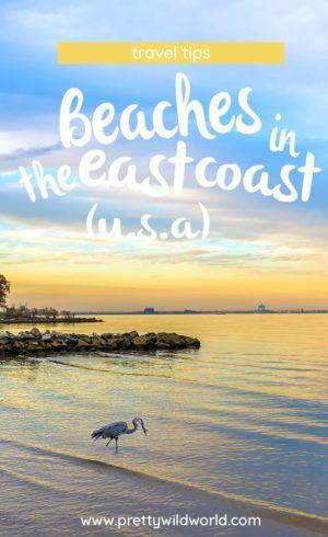Best beaches by the East Coast, U.S.A   Recommended beach in the East Coast   Wrightsville Beach   Point Pleasant Beach   Pickering Beach   Sandbridge Beach   Chesapeake Beach