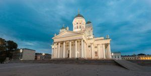 Helsinki Points of Interests and Top Attractions to Visit helsinki cathedral and senate square