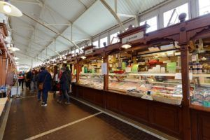 Helsinki Points of Interests and Top Attractions to Visit market hall
