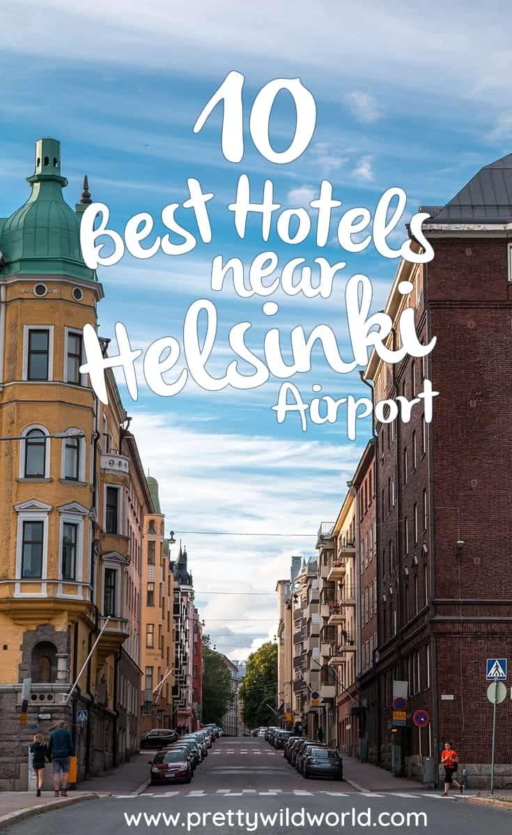 Helsinki Hotels Airport Shuttle