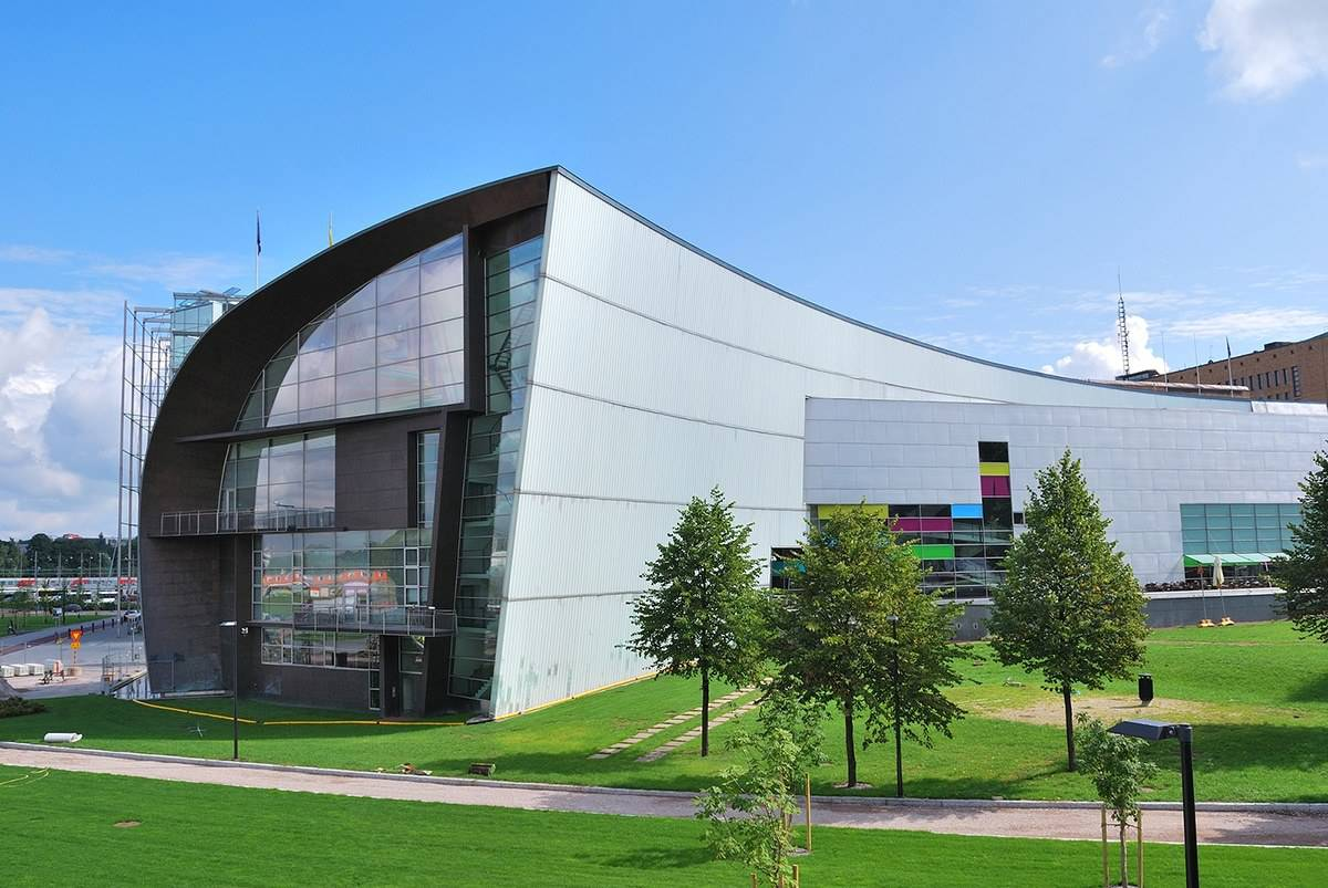 Helsinki's Kiasma Museum of Contemporary Arts