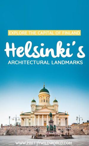 #HELSINKI #FINLAND #EUROPE #TRAVEL | Helsinki landmarks | Things to do in Helsinki | Places to visit in Helsinki | Finland architecture | Nordic design | visit Helsinki | Travel to Helsinki | Helsinki attractions | Helsinki points of interest