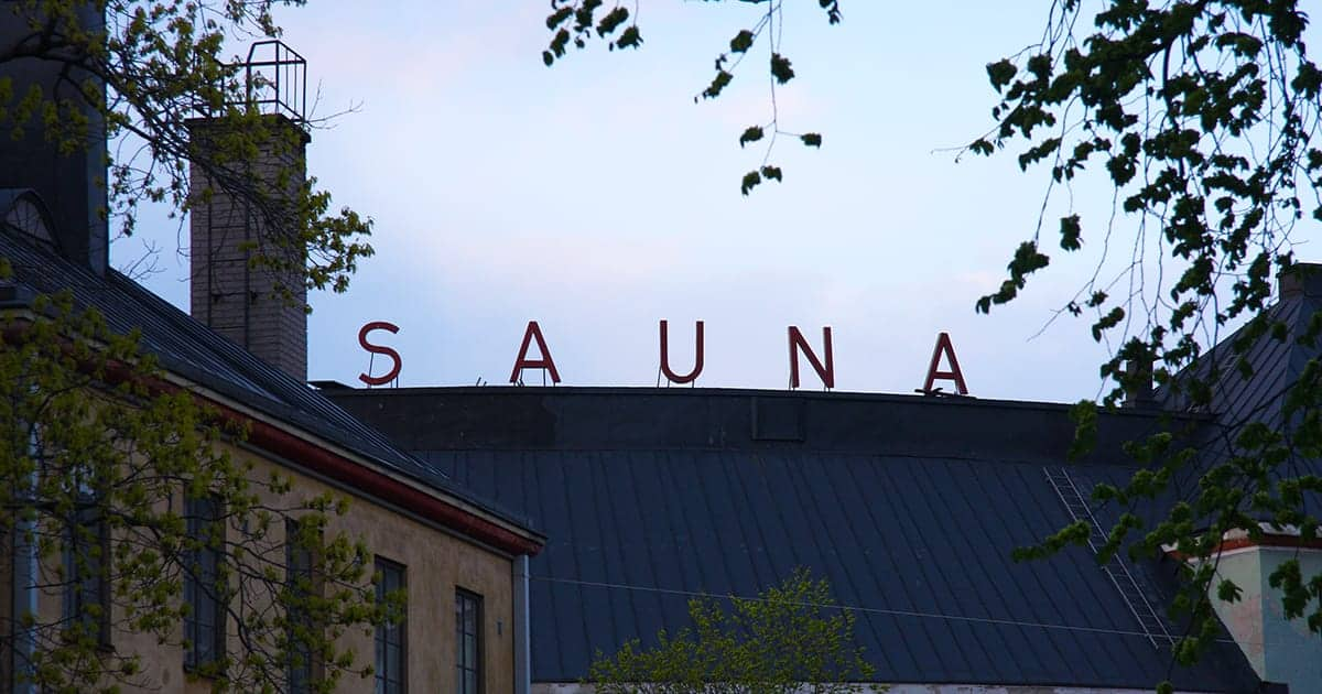 Which is the Best Public Sauna in Helsinki to Relax? (Finland)