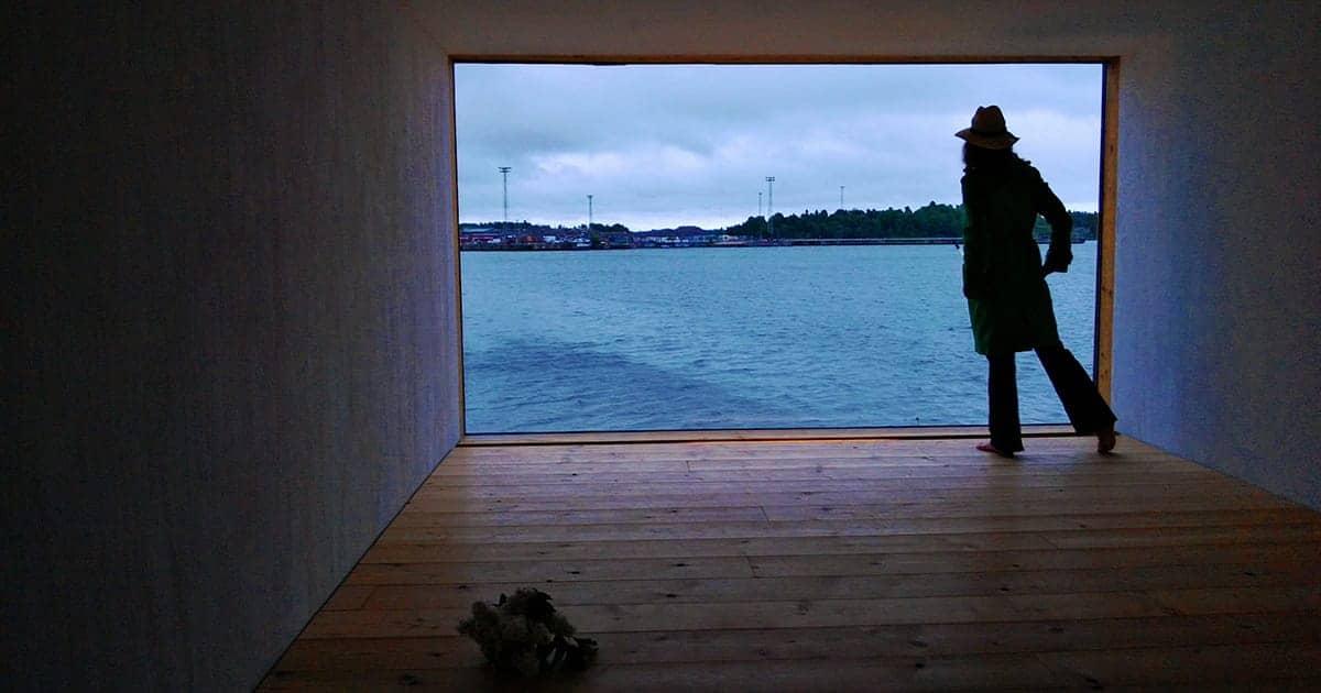 Kulttuurisauna – A Calming Public Sauna in Helsinki (Finland)