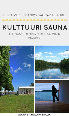 #SAUNA #HELSINKI #FINLAND #TRAVEL #LOCALGUIDE | Things to do in Helsinki | Public Sauna in Helsinki | Places to visit in Finland | Helsinki points of interest | Visit Helsinki | Travel to Helsinki | Trip to Helsinki