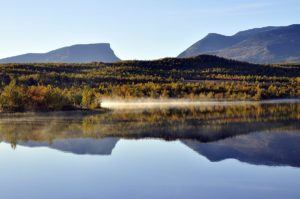 PLACES TO VISIT IN SWEDEN ABISKO SWEDEN