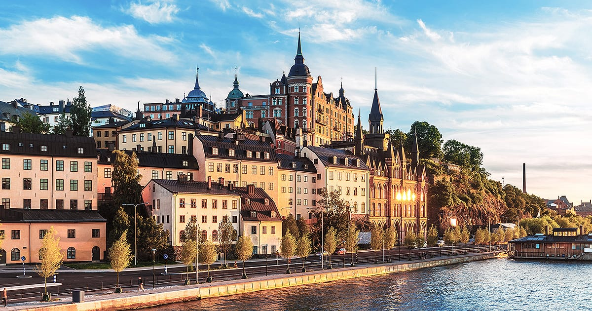 Top 15 Places to Visit in Sweden (From Big Cities to Beautiful Country Side)