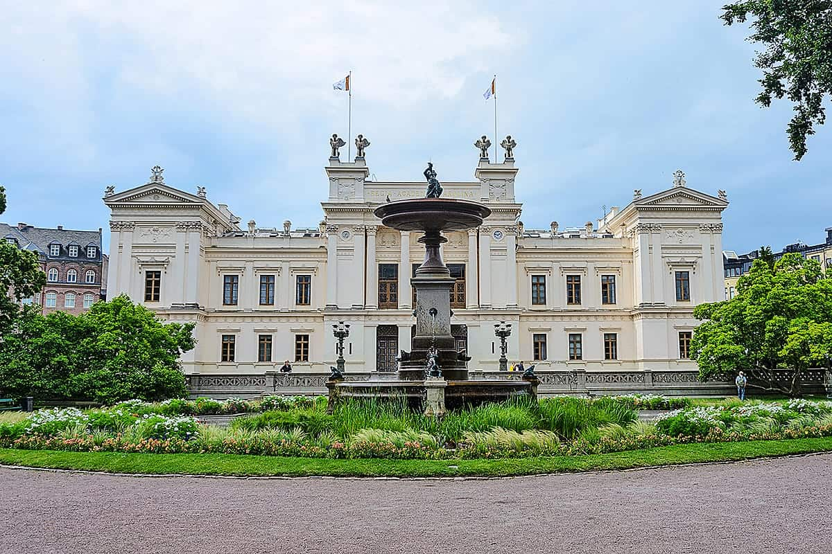 Lund University, one of the oldest and top-notched universities in Europe.