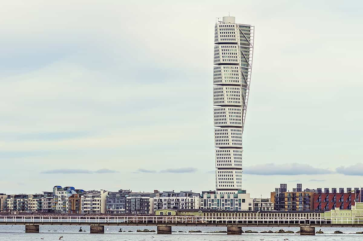 Malmö, Sweden – city of architectural wonders.