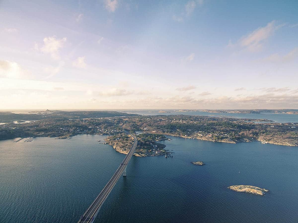 Marstrand, Sweden – Located on the mesmerizing western coast of Sweden