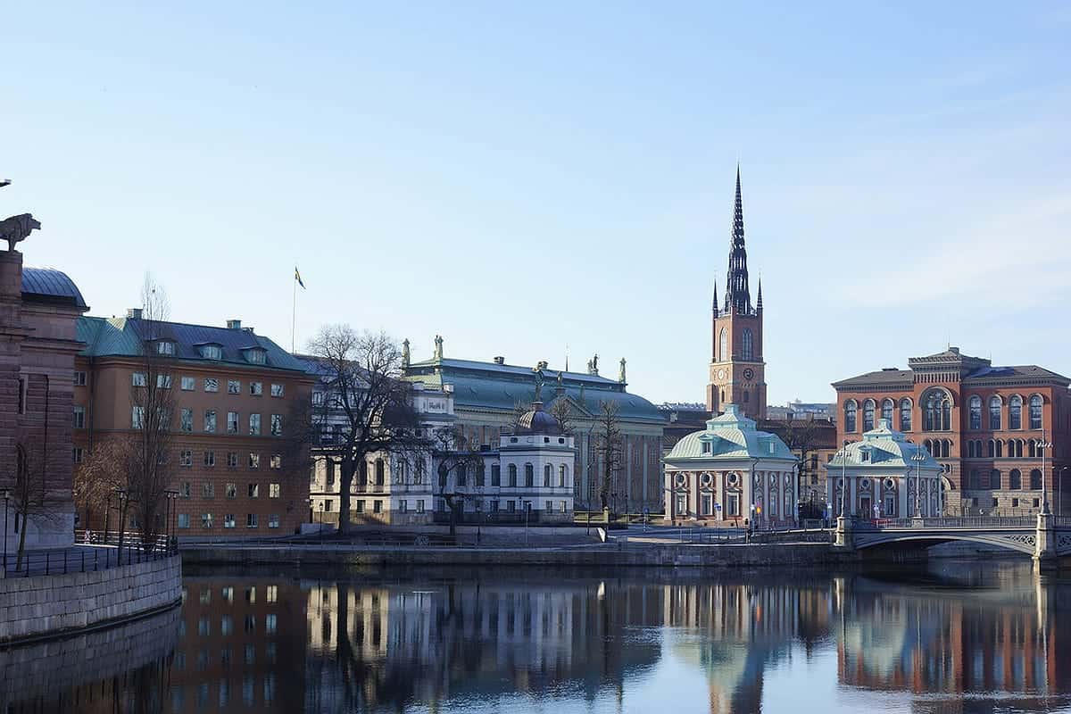 Stockholm, Sweden – The capital city