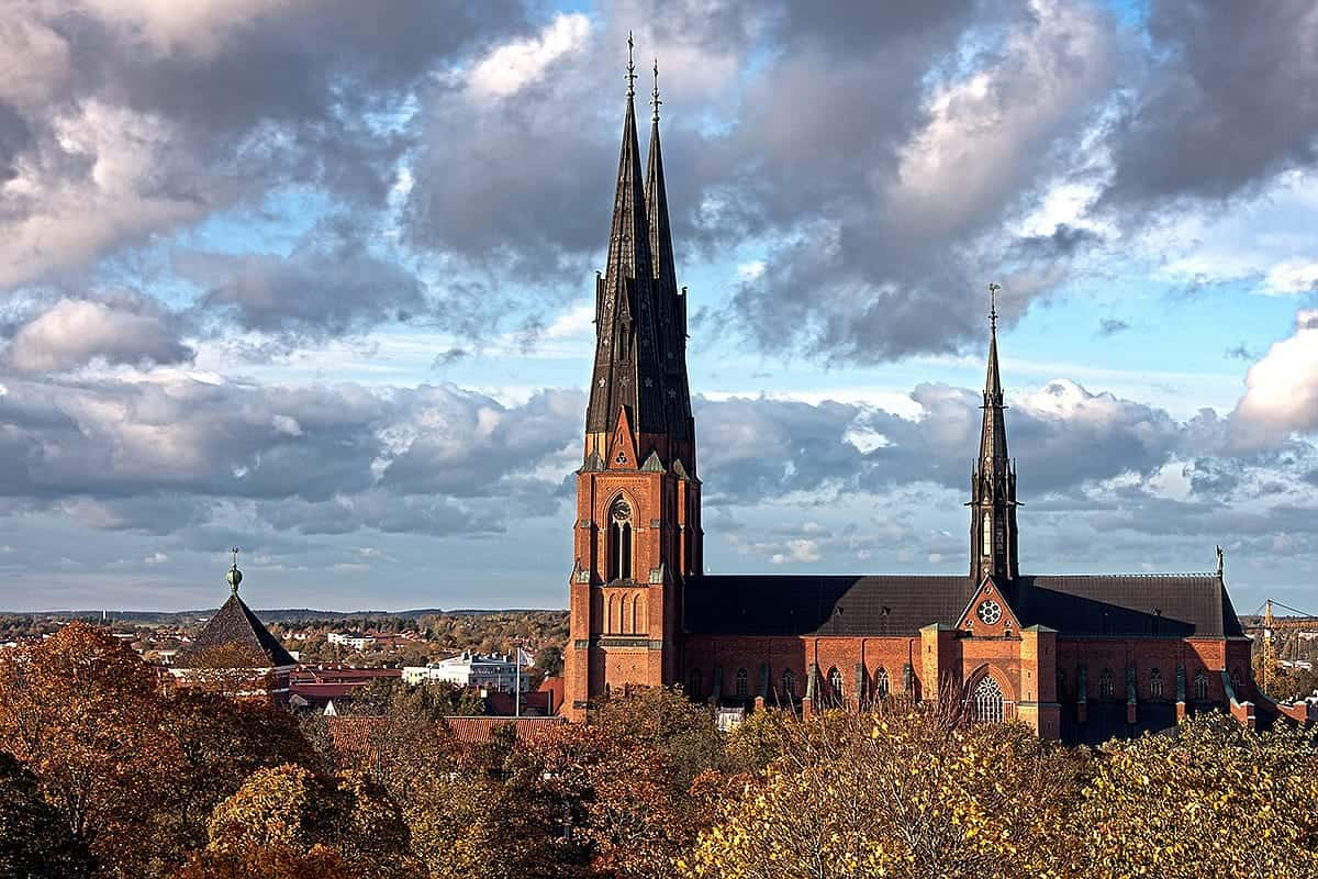 PLACES TO VISIT IN SWEDEN UPPSALA SWEDEN