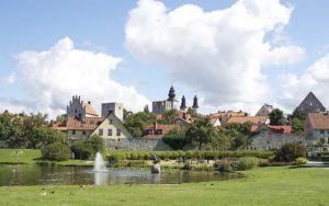PLACES TO VISIT IN SWEDEN VISBY SWEDEN