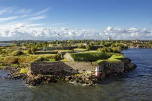SUOMENLINNA SEA FORTRESS