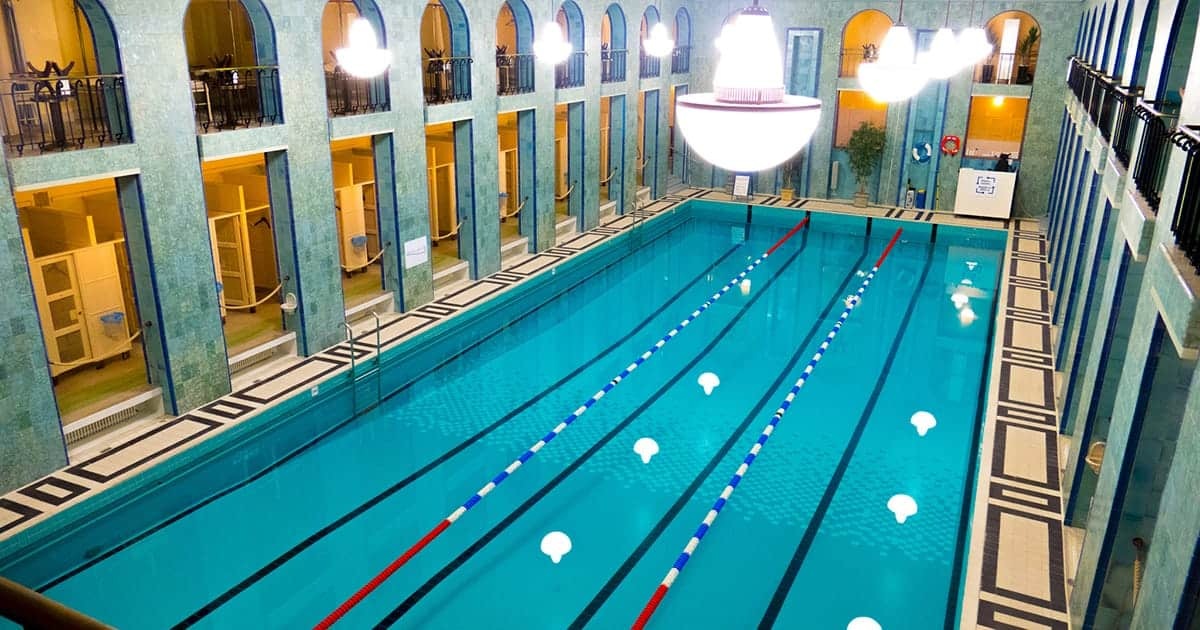 YRJONKATU SWIMMING HALL