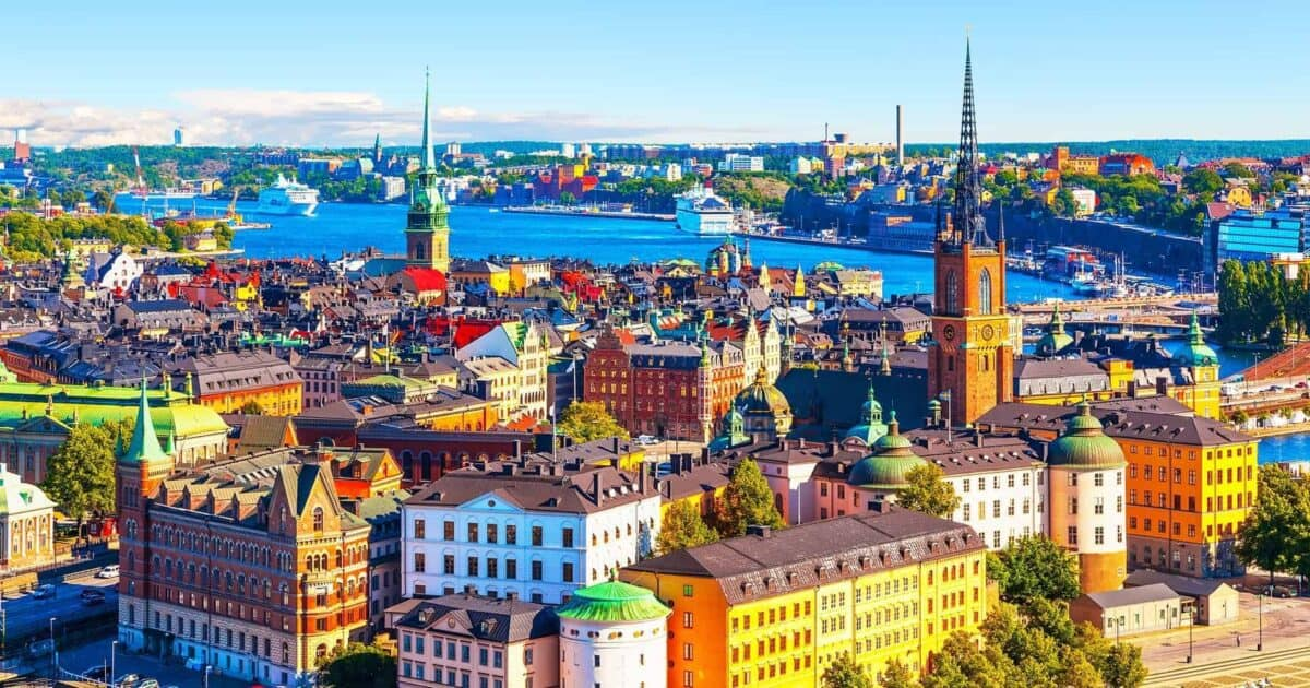 top places to visit in sweden featured photo