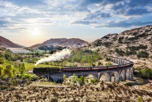 Alternative Ways to Travel the World take the train