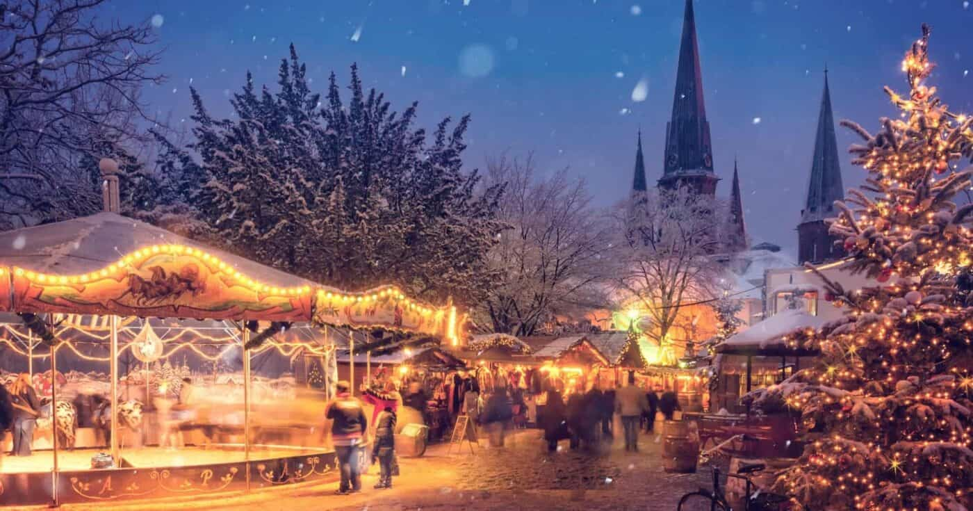 Do You Want to Spend a Magical Christmas in Europe FEATURED