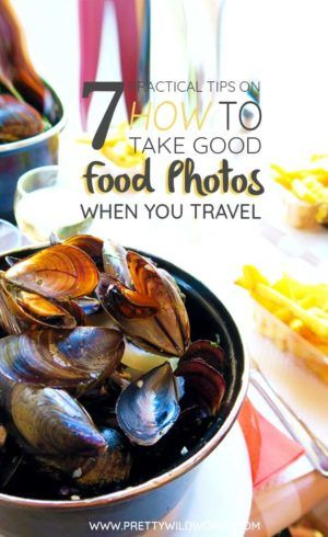 #FOODPHOTOGRAPY #TRAVEL | Learn how to bring out the life out of your food in photos with few tricks and small tweaks and transform them to something amazing!