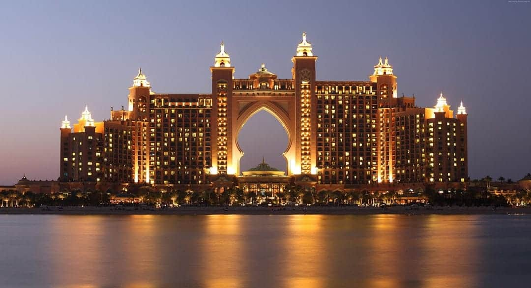 Top 10 luxurious travel ideas and destinations for your for Luxury hotels in dubai