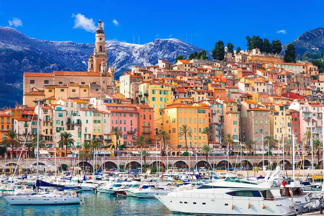 Luxurious Travel Ideas and Destinations go on a peaceful holiday in south of france
