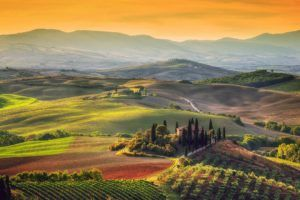 Luxurious Travel Ideas and Destinations go on a wine tasting and retreat in tuscany