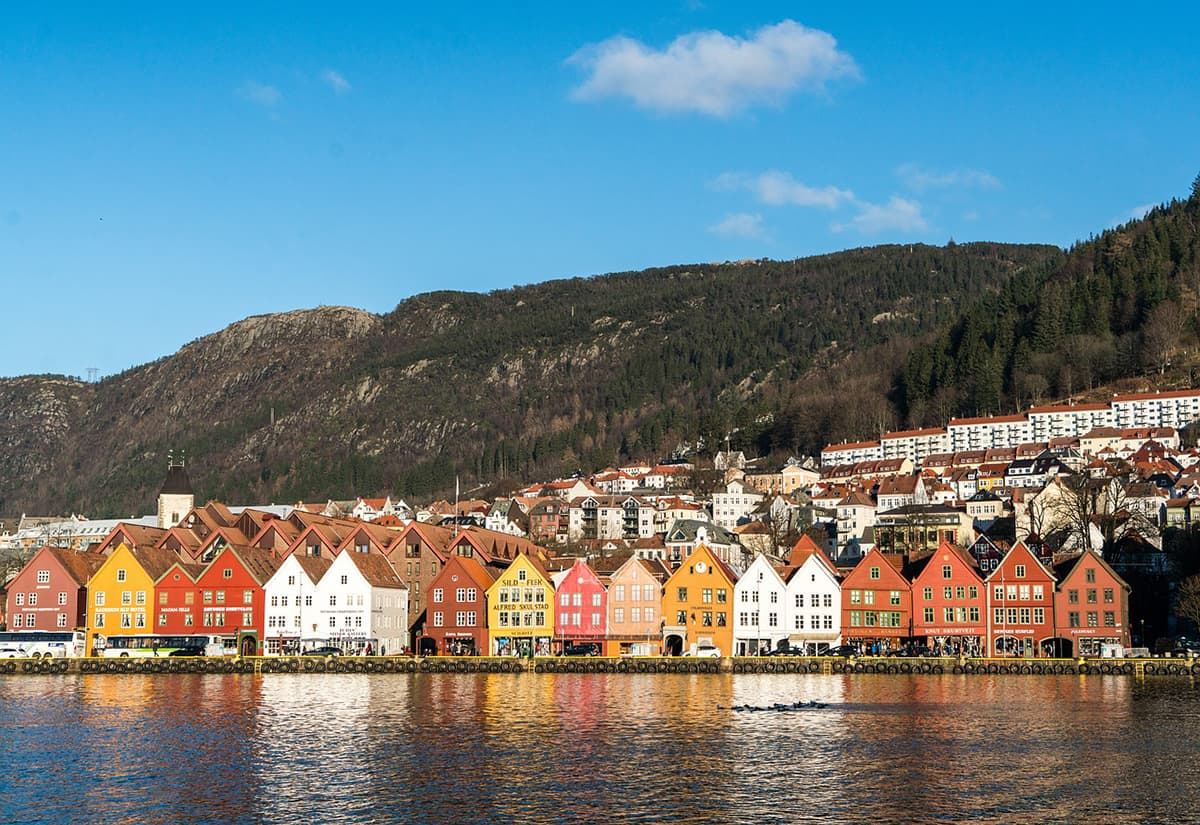 Most Colorful аnd Vibrant Trаvеl Destinations іn Europe Bergen Norway