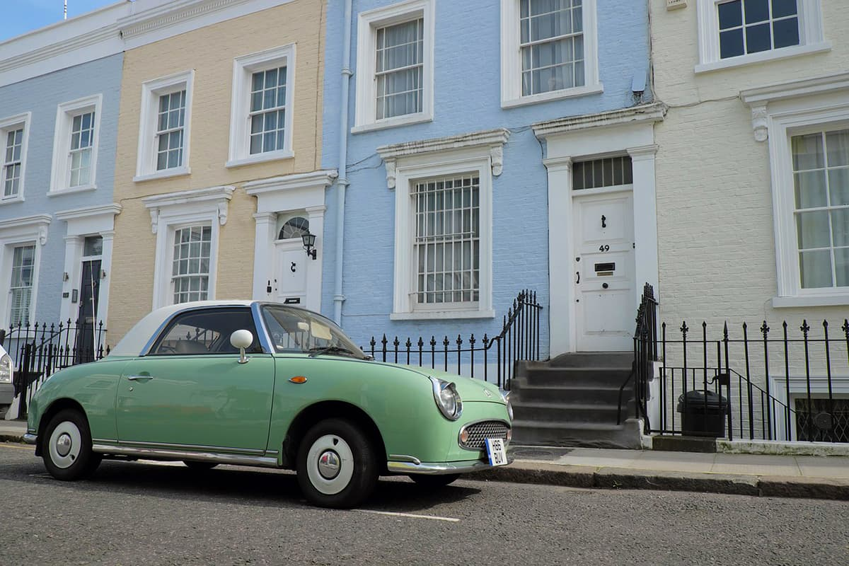 Most Colorful аnd Vibrant Trаvеl Destinations іn Europe Notting Hill England