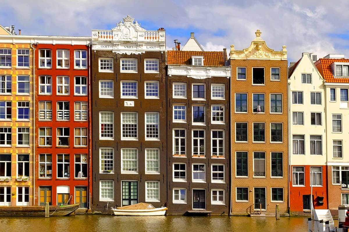 Most Colorful аnd Vibrant Trаvеl Destinations іn Europe amsterdam the netherlands