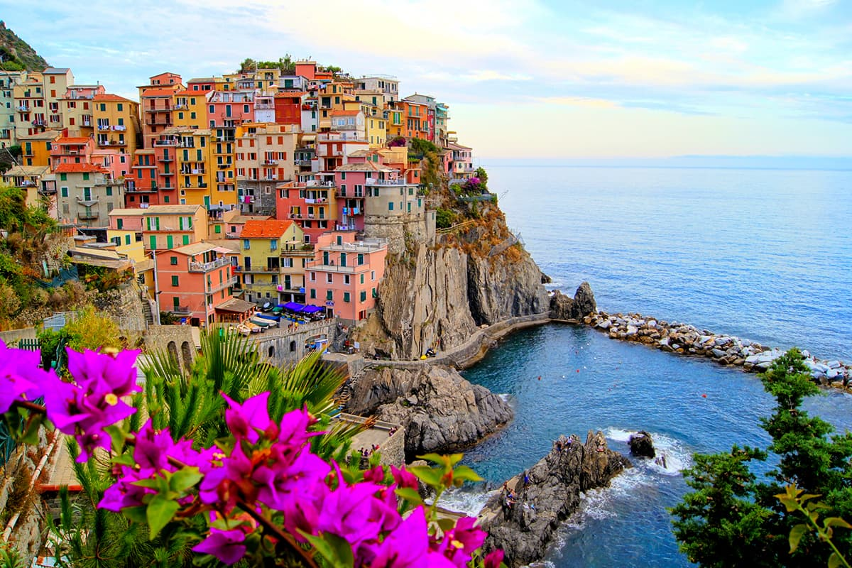 Most Colorful аnd Vibrant Trаvеl Destinations іn Europe cinque terre italy