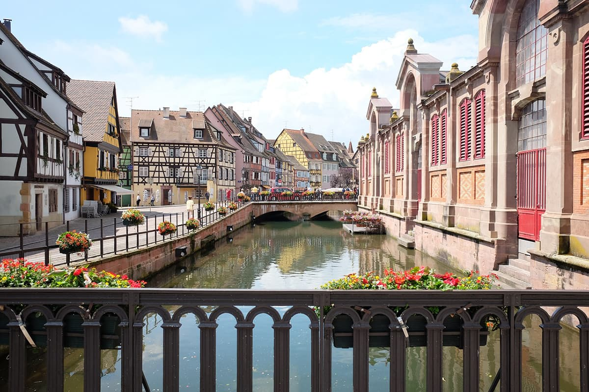 Most Colorful аnd Vibrant Trаvеl Destinations іn Europe colmar france