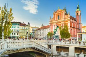 Most Colorful аnd Vibrant Trаvеl Destinations іn Europe ljubljana slovenia