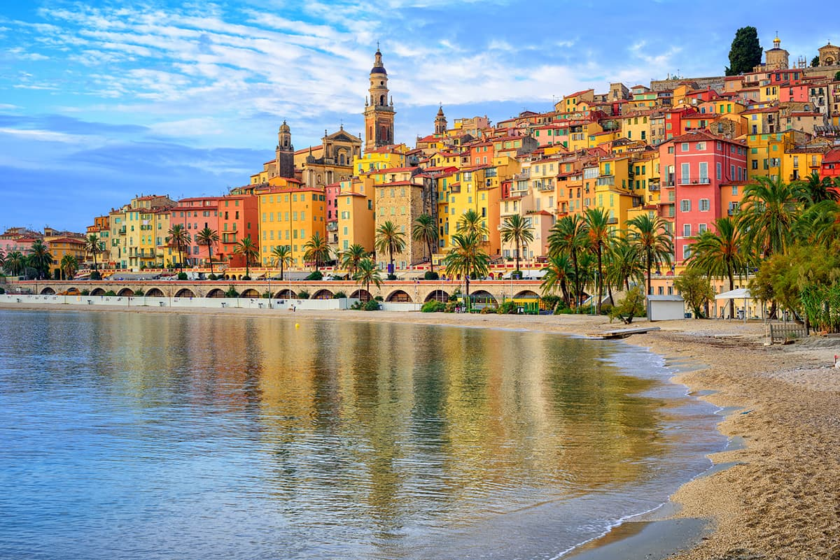 Most Colorful аnd Vibrant Trаvеl Destinations іn Europe menton france