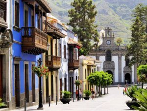 Most Colorful аnd Vibrant Trаvеl Destinations іn Europe teror spain