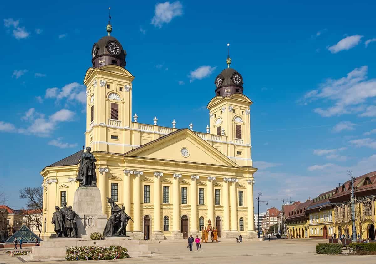 Places To Visit In Hungary Debrecen
