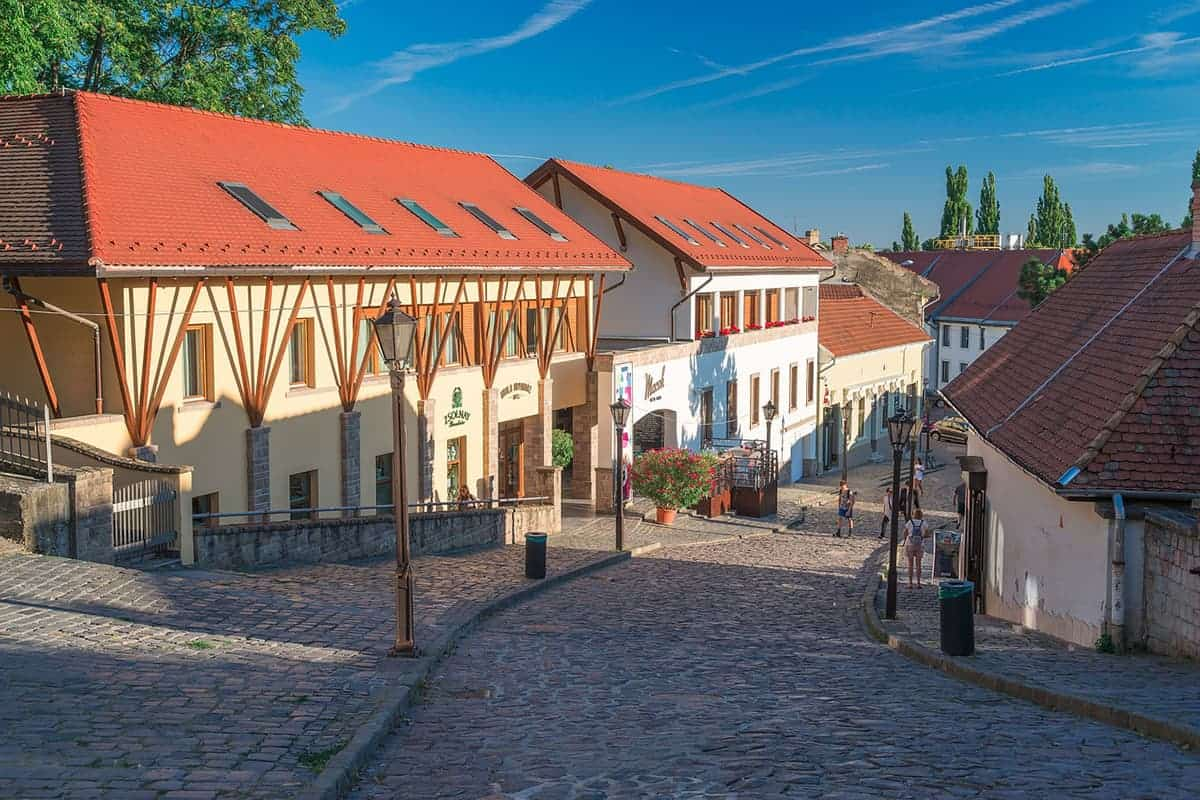 Places To Visit In Hungary Eger