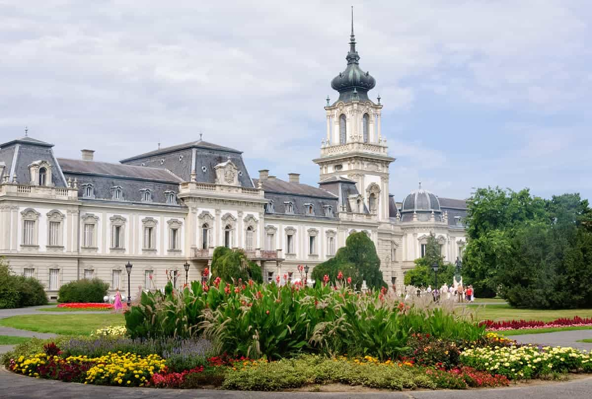 Places To Visit In Hungary Keszthely