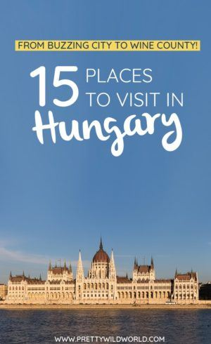 #HUNGARY #EUROPE #TRAVEL | Places to visit in Hungary | Hungary travel | Hungary holidays | What to do in Hungary | Visit Hungary | Trip to Hungary | Holidays in Hungary | Places to see in Hungary | Hungary tourism