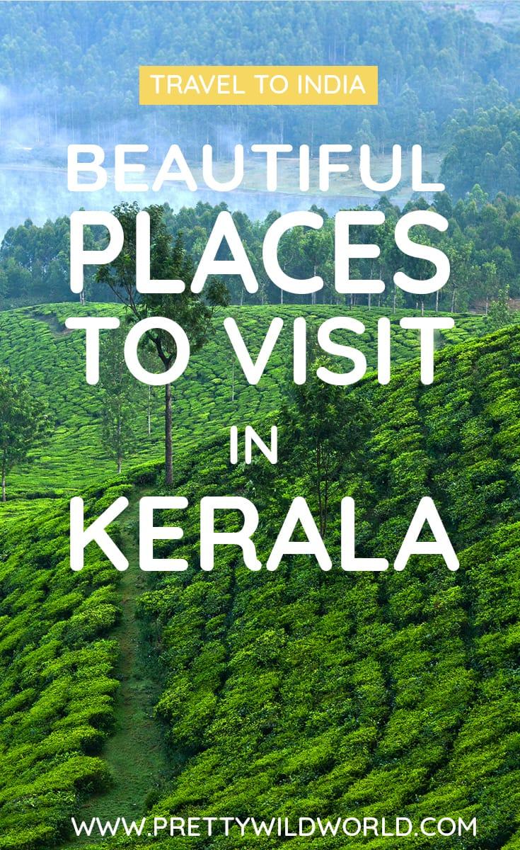 #KERALA #INDIA #TRAVEL | Places to visit in Kerala | Kerala India | Travel Kerala Destinations | Kerala Travel Bucket lists | Kerala Travel Beaches | Visit India | Visit Kerala | Kerala Tourism | Kerala Blog Express | Kerala Backwaters | Kerala Tea Plantations