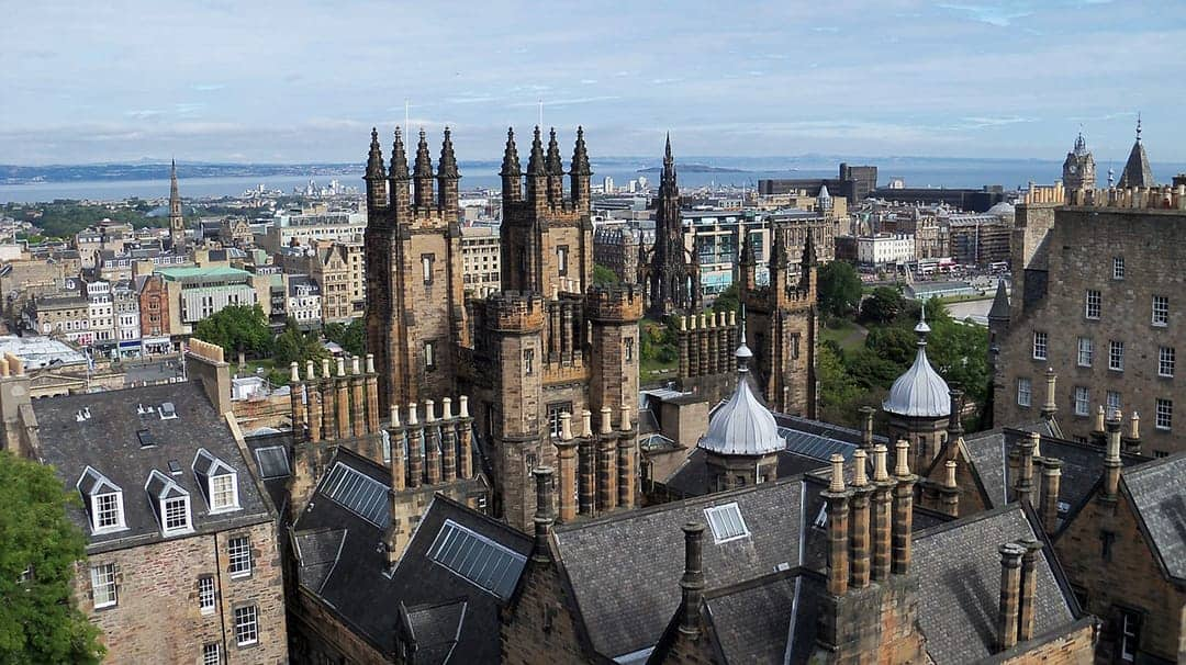 PLACES TO VISIT IN THE UNITED KINGDOM EDINBURGH