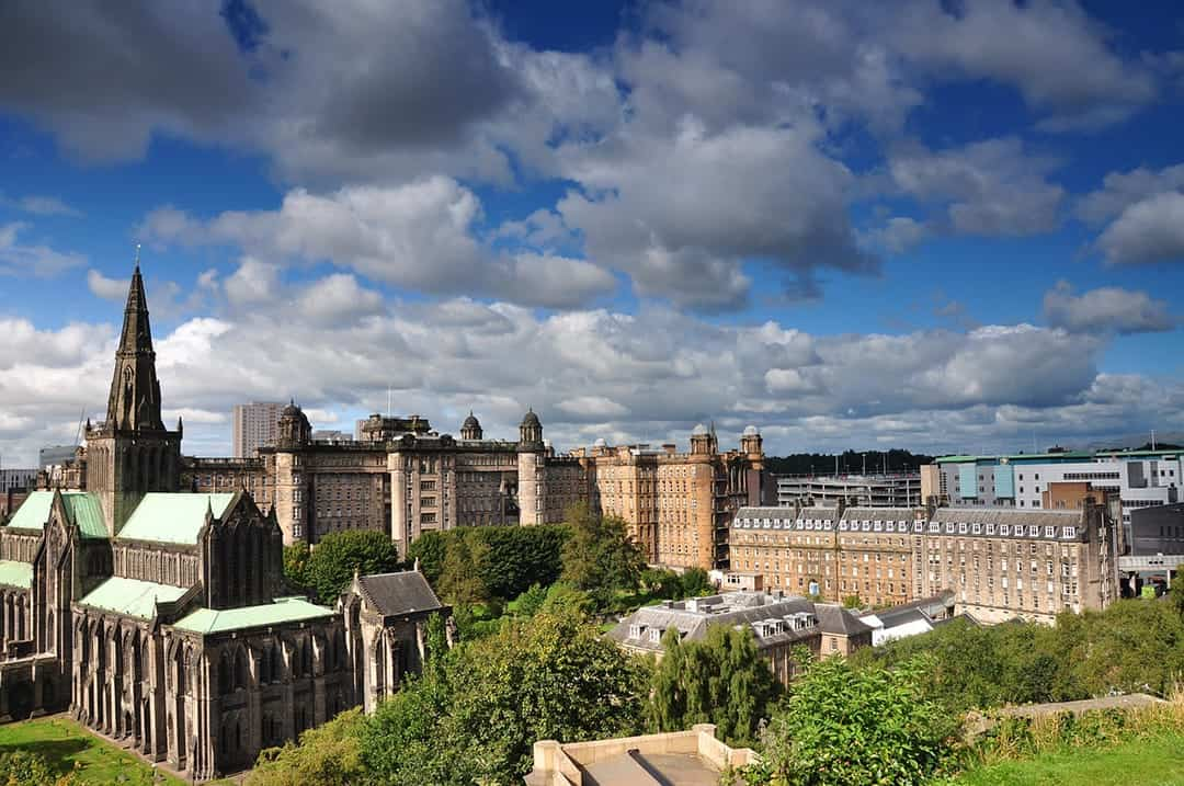 PLACES TO VISIT IN THE UNITED KINGDOM GLASGOW