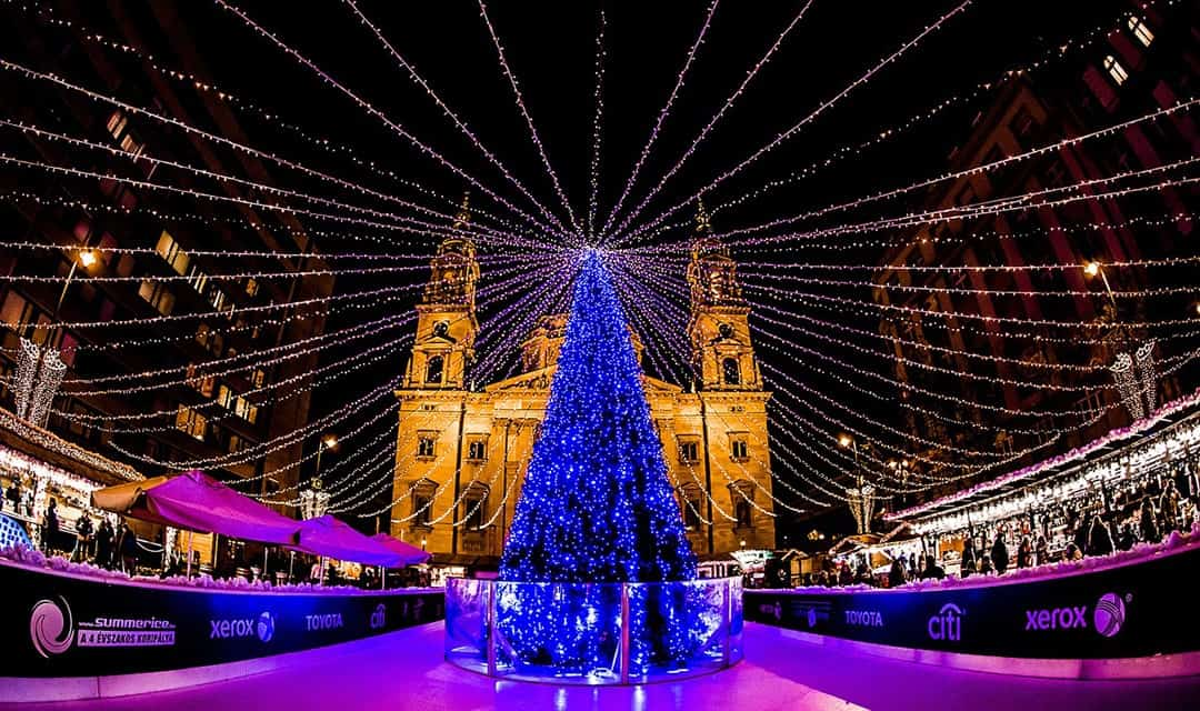 SPEND A MAGICAL CHRISTMAS IN EUROPE BUDAPEST HUNGARY