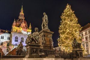 SPEND A MAGICAL CHRISTMAS IN EUROPE GRAZ AUSTRIA