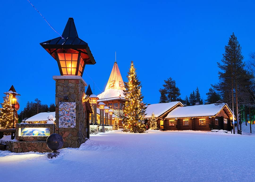 SPEND A MAGICAL CHRISTMAS IN EUROPE LAPLAND CHRISTMAS