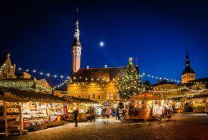 SPEND A MAGICAL CHRISTMAS IN EUROPE TALLINN ESTONIA