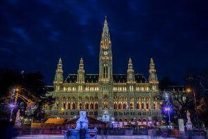 SPEND A MAGICAL CHRISTMAS IN EUROPE VIENNA AUSTRIA