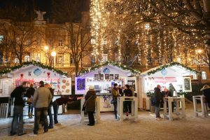 SPEND A MAGICAL CHRISTMAS IN EUROPE ZAGREB
